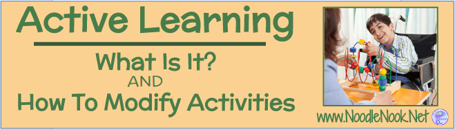 Read more on modifying activities and procedures in Active Learning Classrooms!
