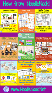 Meaningful Materials for Autism Classrooms. WOW!
