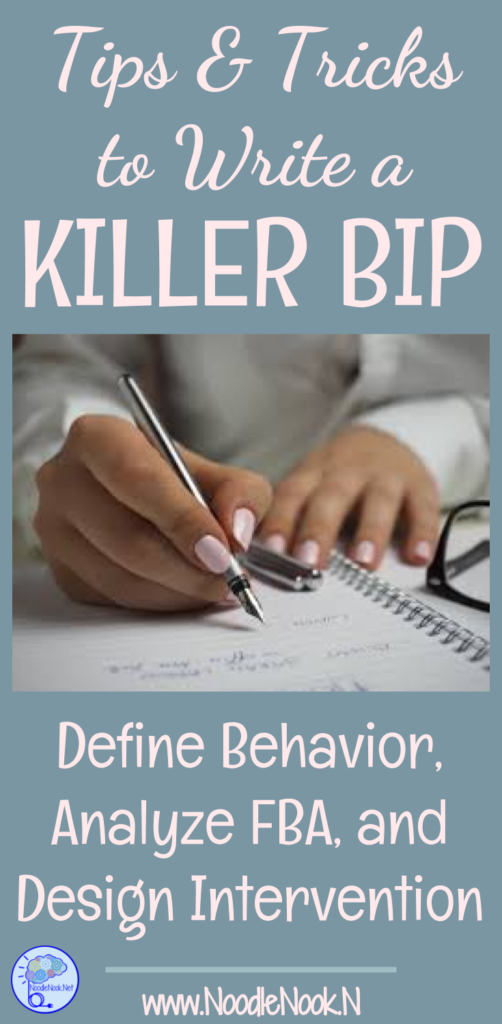 Tips and tricks to write a killer BIP! Great help with free printables.