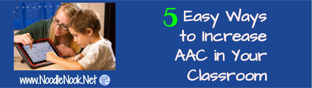 With the rates of abuse growing higher year after year, what can you do to protect your students? One word: AAC! 5 Must Dos to get more AAC use in your classroom and reduce future abuse.