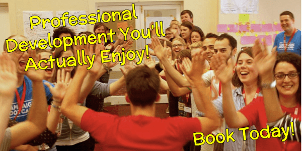 Professional Development that Your Team Will Love from NoodleNook... Book Today!